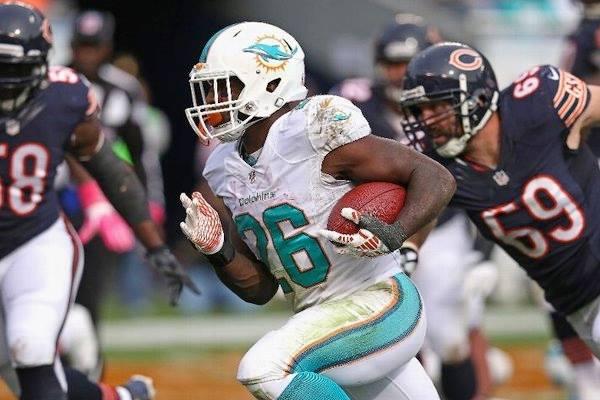Lamar Miller Miami Dolphins