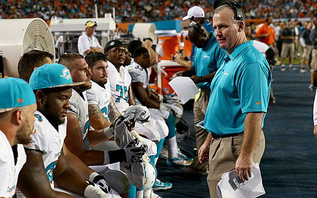 Ex-Dolphins OL Coach Jim Turner Files Defamation Lawsuit Against Ted Wells