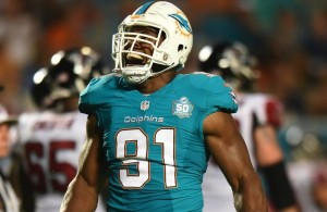 Cameron Wake vs. Falcons