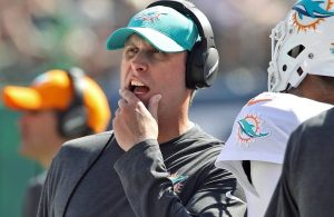 Adam Gase Miami Dolphins