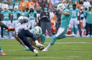 Cody Parkey Miami Dolphins