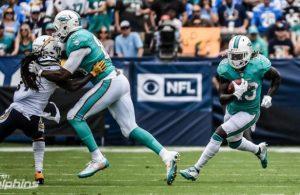 Jay Ajayi Miami Dolphins