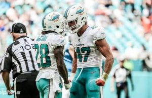 Bobby McCain and Kiko Alonso