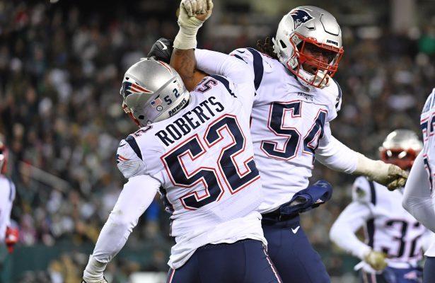 Elandon Roberts New England Patriots