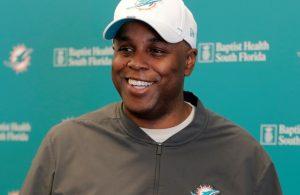 Chris Grier Miami Dolphins