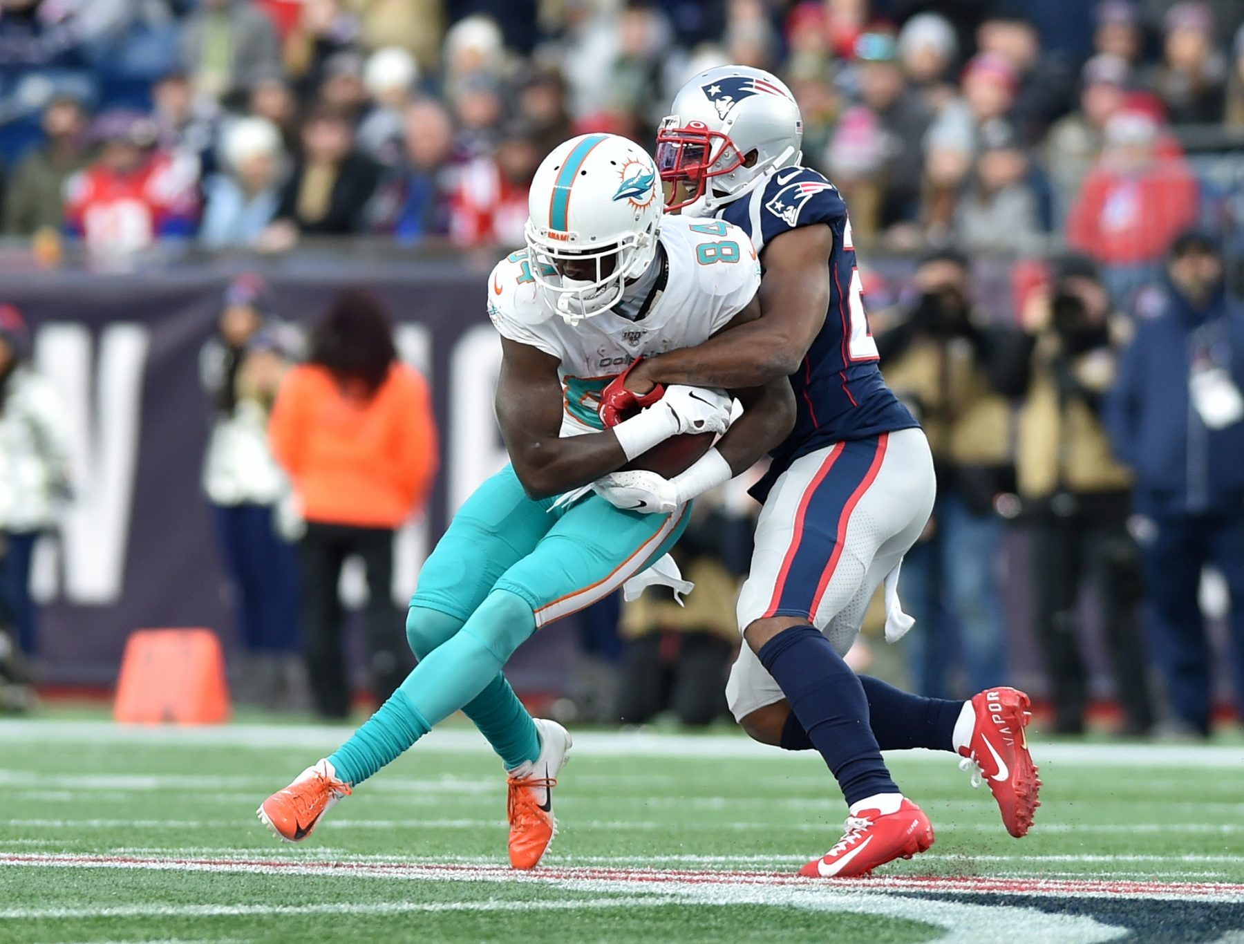 Isaiah Ford Miami Dolphins