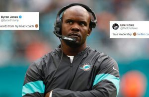 Brian Flores Miami Dolphins