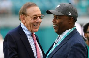 Stephen Ross and Chris Grier