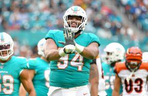 Christian Wilkins Miami Dolphins