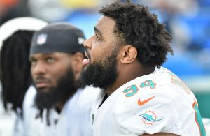 Christian Wilkins Miami Dolphins