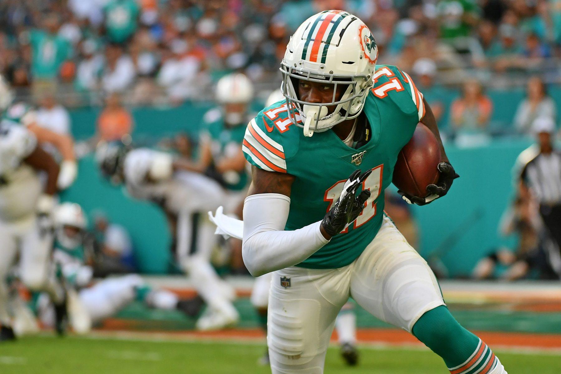 DeVante Parker Miami Dolphins