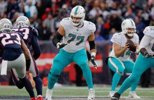 Jesse Davis Miami Dolphins