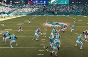 Miami Dolphins Madden 21