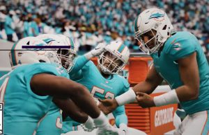 Miami Dolphins Madden NFL 21