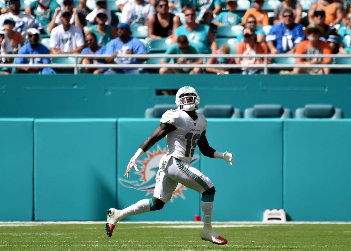 Jakeem Grant Miami Dolphins