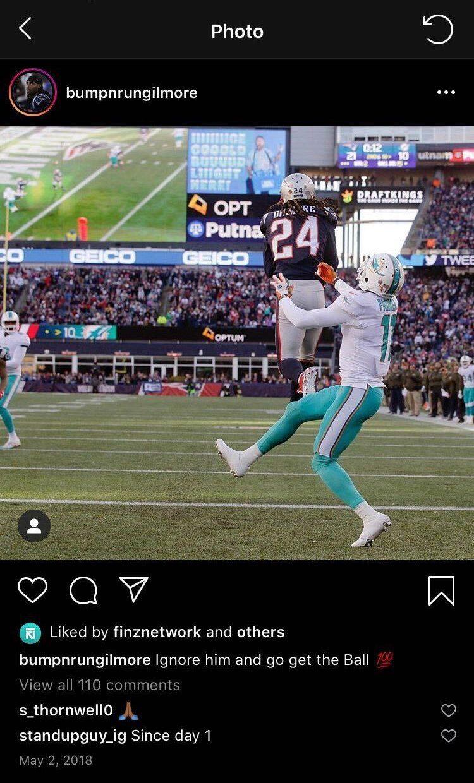 Stephon Gilmore Instagram