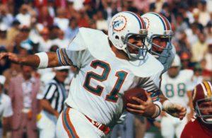 Jim Kiick Miami Dolphins