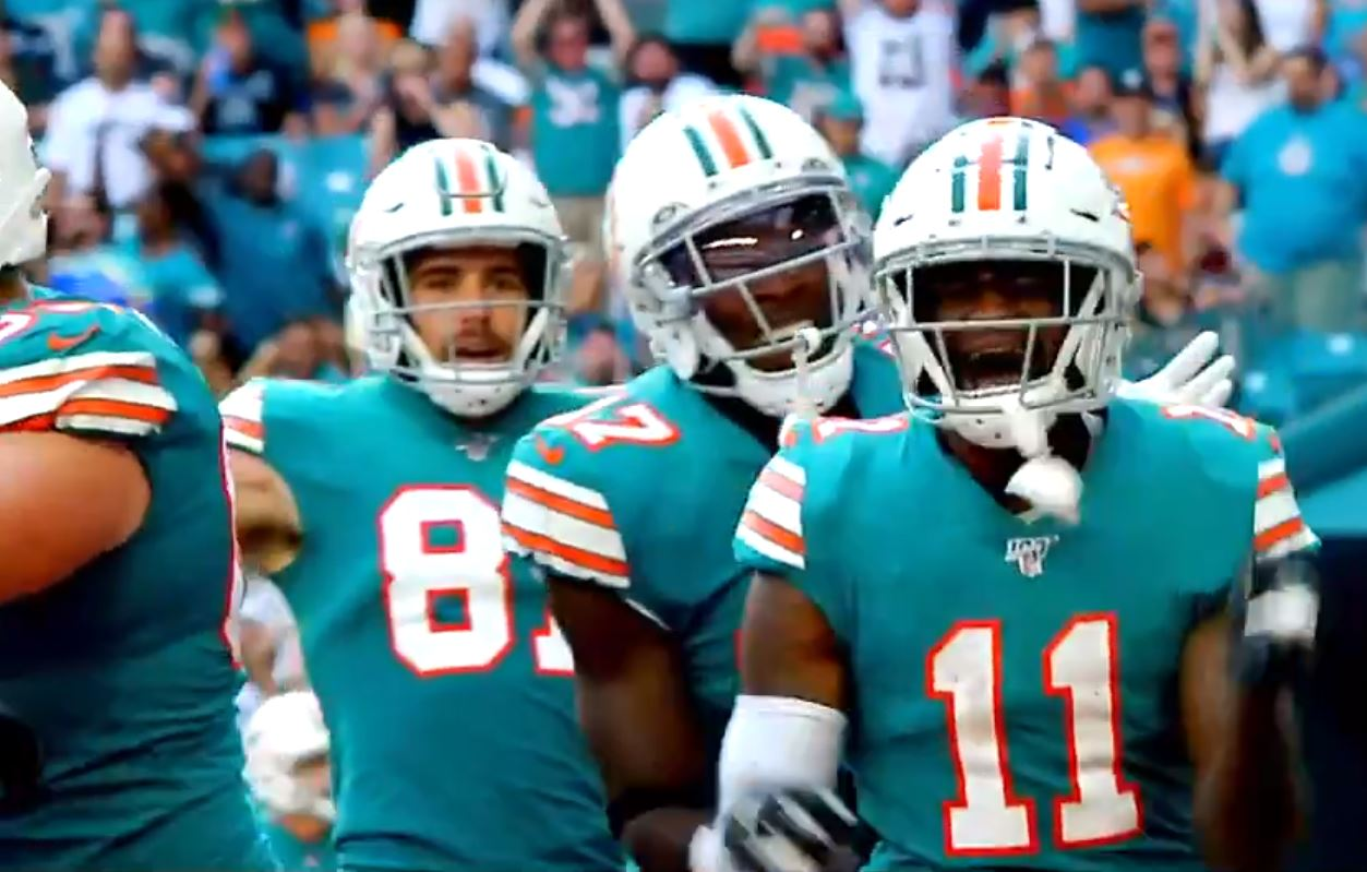 Miami Dolphins Hype Video