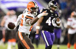 David Njoku Cleveland Browns