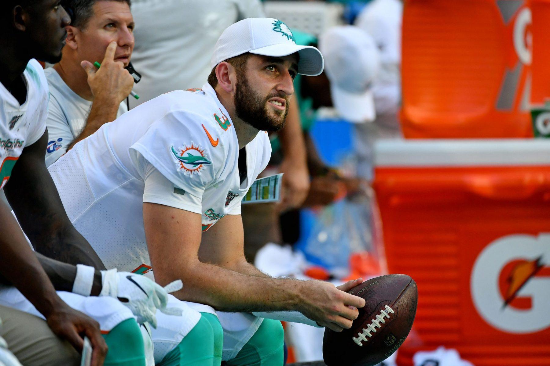Josh Rosen Miami Dolphins