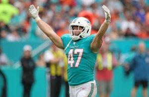 Vince Biegel Miami Dolphins