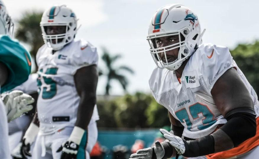 Austin Jackson Miami Dolphins