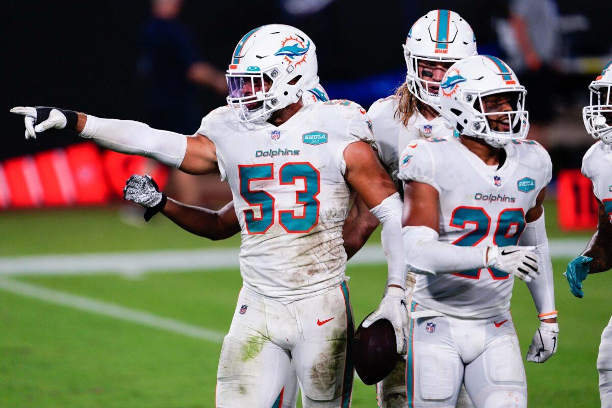 Kyle Van Noy Miami Dolphins