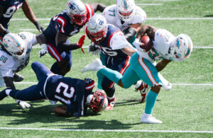 Matt Breida Miami Dolphins