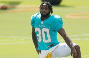 Tae Hayes Miami Dolphins