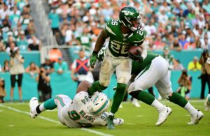 Le'Veon Bell Miami Dolphins
