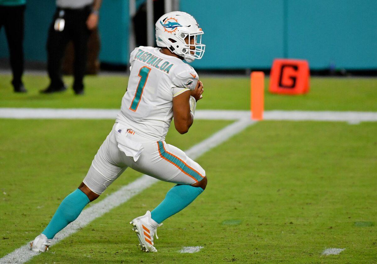 Tua Tagovailoa Miami Dolphins