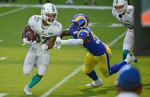 Myles Gaskin Miami Dolphins