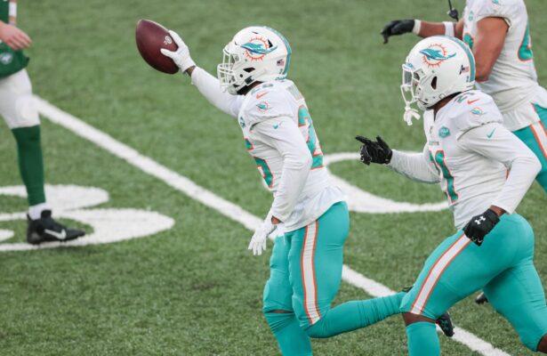 Xavien Howard Miami Dolphins