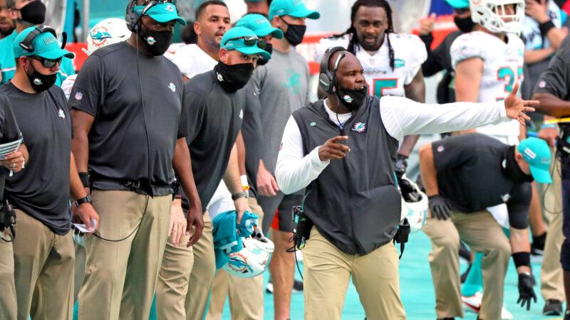 Miami Dolphins Coaching Staff