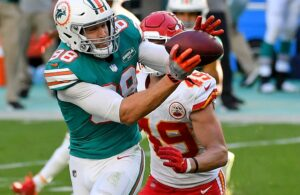 Mike Gesicki Miami Dolphins