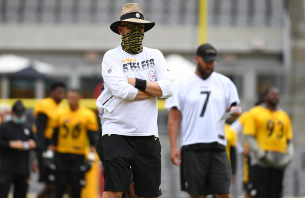 Mike Canada Pittsburgh Steelers