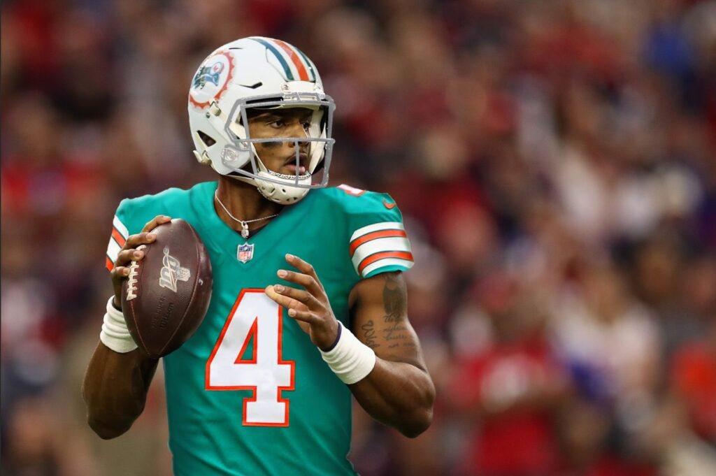 Deshaun Watson Miami Dolphins
