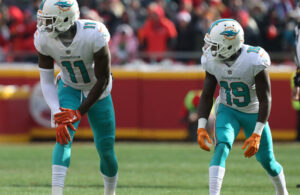 DeVante Parker and Jakeem Grant