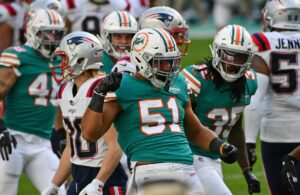 Kamu Grugier-Hill Miami Dolphins