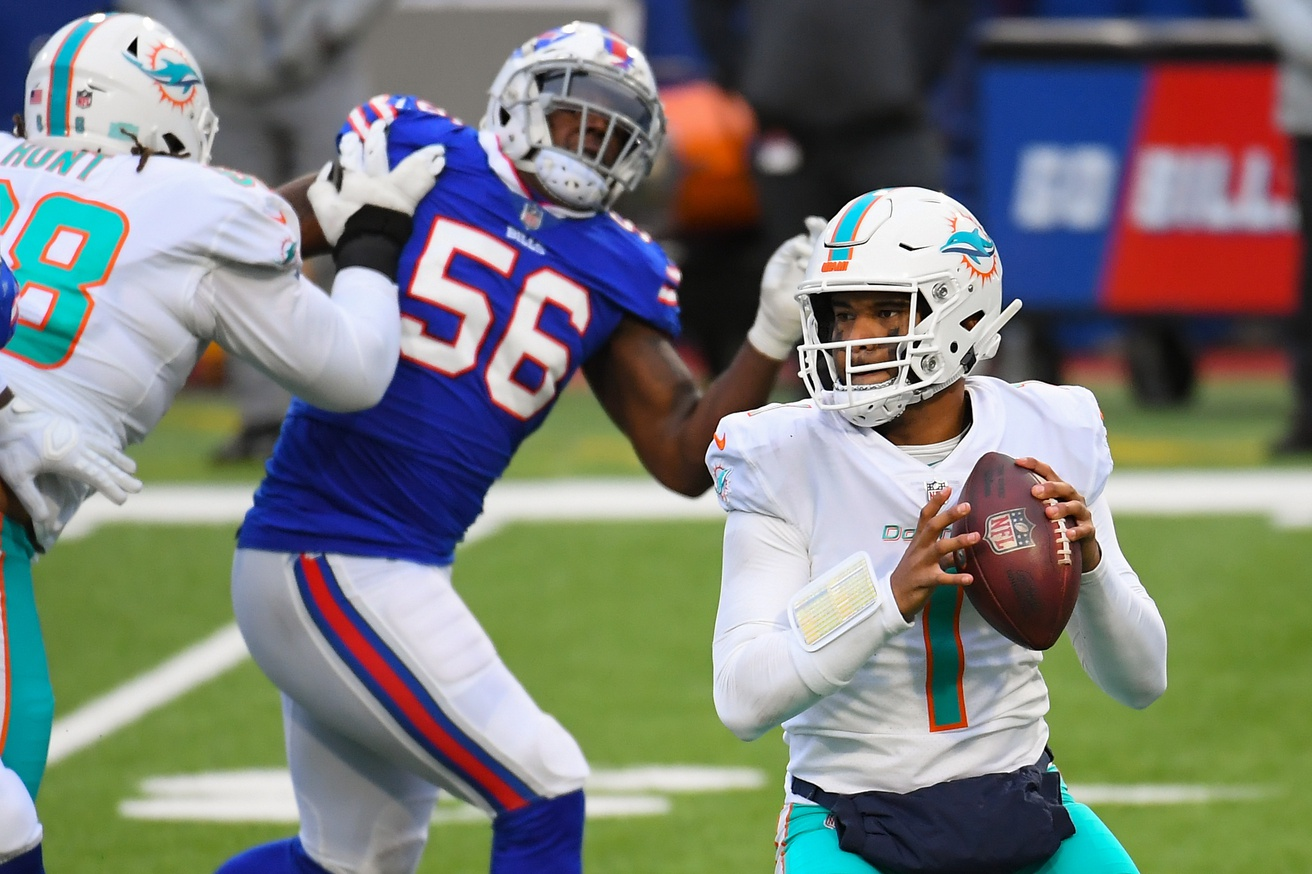 Tua Tagovailoa Buffalo Bills