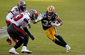 Aaron Jones Packers