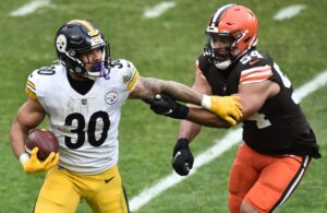 James Conner Pittsburgh Steelers