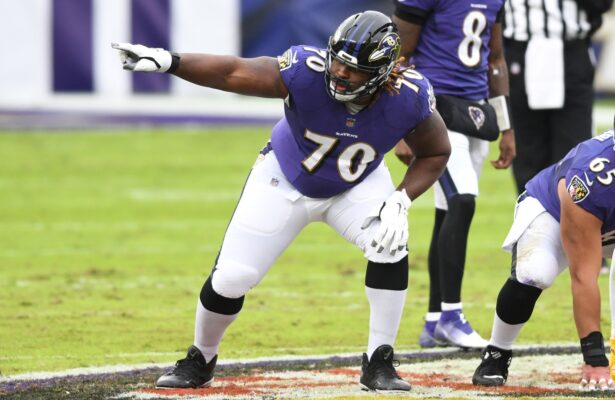 D.J. Fluker Baltimore Ravens