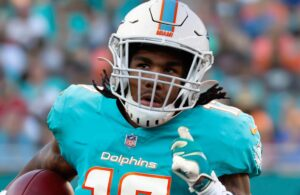 Jaylen Waddle Miami Dolphins
