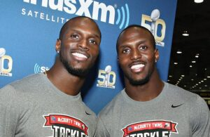 Jason McCourty and Devin McCourty