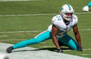 Byron Jones Miami Dolphins