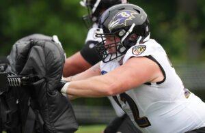 Greg Mancz Baltimore Ravens