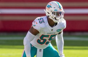 Jerome Baker Miami Dolphins