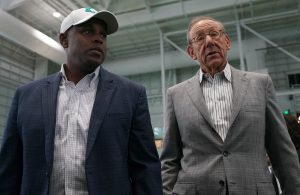 Chris Grier and Stephen Ross